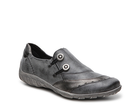 Incaltaminte Femei Rieker R3400 Liv Slip-On Grey