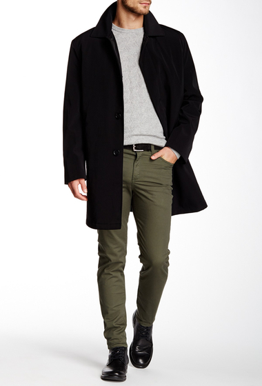 Imbracaminte Barbati Ike Behar Jake Jacket BLACK