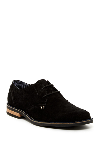 Incaltaminte Barbati Original Penguin Waylon Suede Oxford BLACK