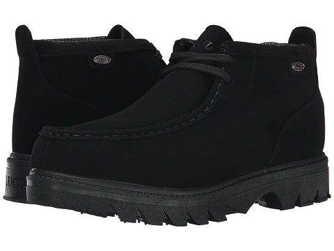 Incaltaminte Barbati Lugz Walker Black Buck
