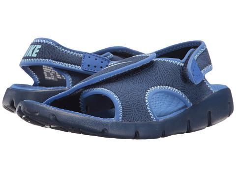 Incaltaminte Baieti Nike Sunray Adjust 4 (Little KidBig Kid) Binary BlueStill BlueComet Blue