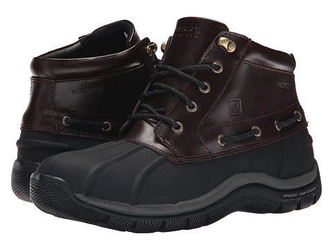 Incaltaminte Barbati Sperry Top-Sider Glacier Chukka BlackAmaretto