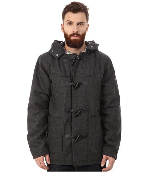 Imbracaminte Barbati English Laundry Water Resistant Jacket Charcoal
