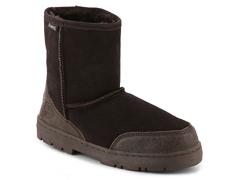 Incaltaminte Barbati Bearpaw Patriot Boot Chocolate