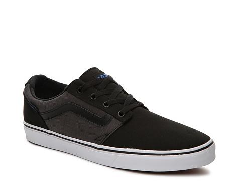 Incaltaminte Barbati Vans Chapman Stripe Sneaker - Mens GreyBlack