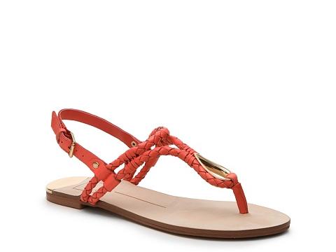 Incaltaminte Femei Dolce Vita Dixin Flat Sandal Coral