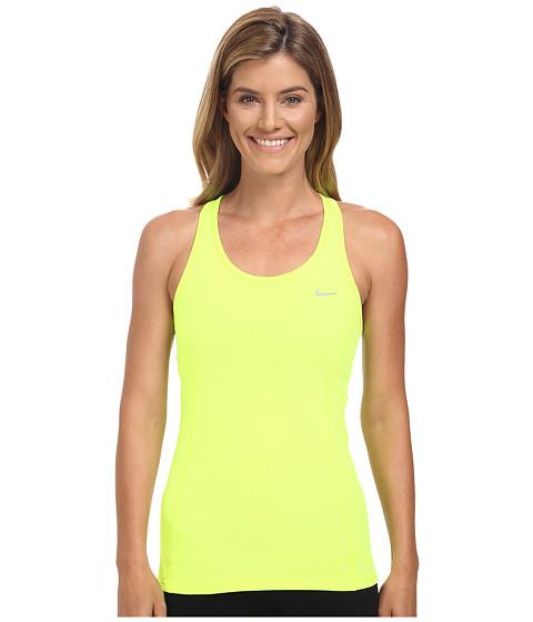 Imbracaminte Femei Nike Dry Contour Running Tank VoltReflective Silver