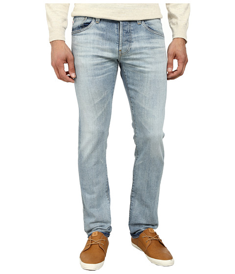 Imbracaminte Barbati AG Adriano Goldschmied Nomad Modern Slim Leg Denim in 16 Years Lucent 16 Years Lucent