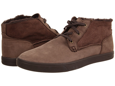 Incaltaminte Barbati UGG Kramer Washed Capra Choclate TwinfaceLeather