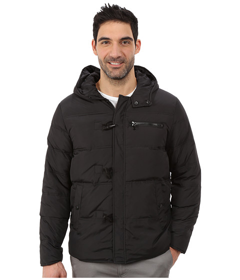 Imbracaminte Barbati Kenneth Cole Duffle Puffer Jacket Black