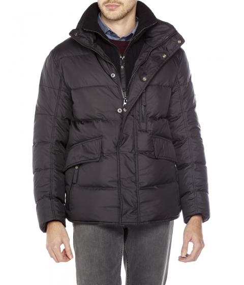 Imbracaminte Barbati Marc New York by Andrew Marc Dumbo Down Puffer Coat Black