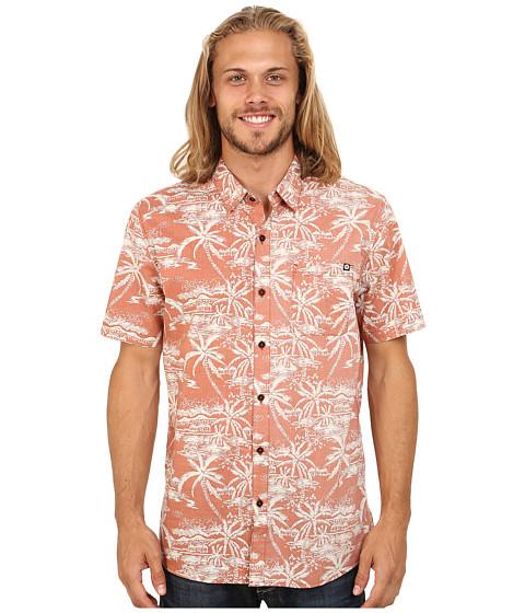 Imbracaminte Barbati Rip Curl Larry Short Sleeve Shirt Picante
