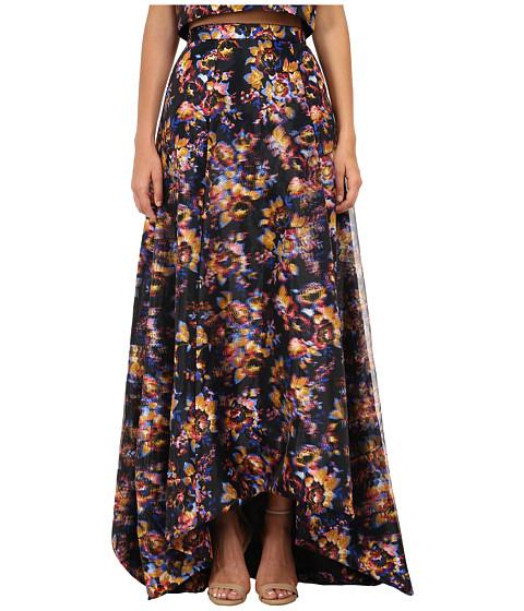 Imbracaminte Femei Nicole Miller 3D Floral Tea Length Full Skirt Multi