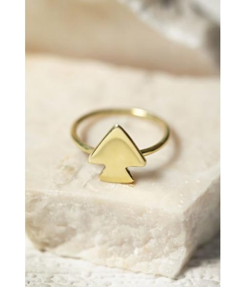 Bijuterii Femei Forever21 Sunahara Lucky Charm Midi Ring Gold
