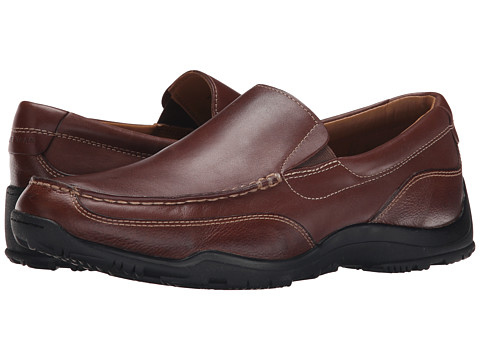 Incaltaminte Barbati Cole Haan Hughes Grand Slip-On II ChestnutDark Roast
