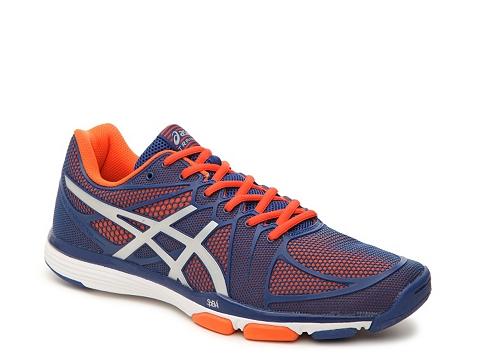 Incaltaminte Barbati ASICS GEL-Exert TR Training Shoe - Mens BlueOrange