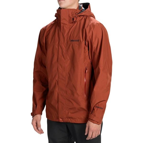 Imbracaminte Barbati Marmot Cornice Gore-Tex Jacket - Waterproof DARK RUST (04)