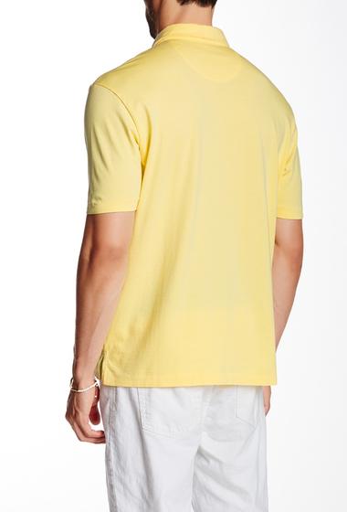 Imbracaminte Barbati Tommy Bahama New Salerno Short Sleeve Polo CHINCHILLA