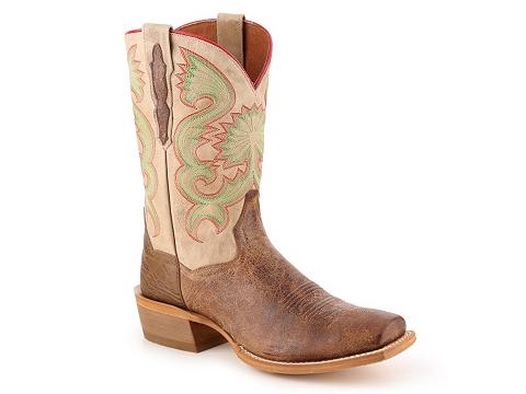 Incaltaminte Barbati Dan Post Free Hand Cowboy Boot Tan