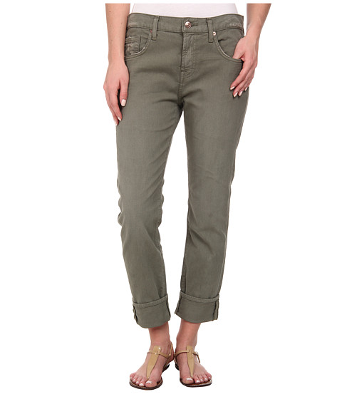 Imbracaminte Femei 7 For All Mankind Relaxed Skinny in Fatigue Fatigue