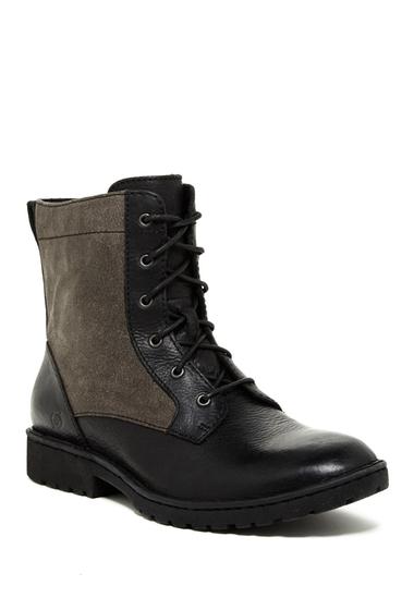 Incaltaminte Barbati Born Malvin Leather Boot BLACK
