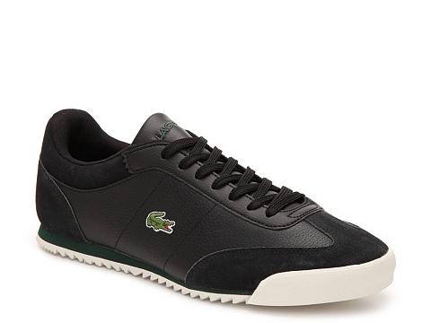 Incaltaminte Barbati Lacoste Romeau Sneaker Black