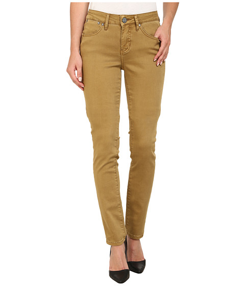 Imbracaminte Femei Jag Jeans Janette Mid Rise Slim Knit Denim in Goldie Goldie