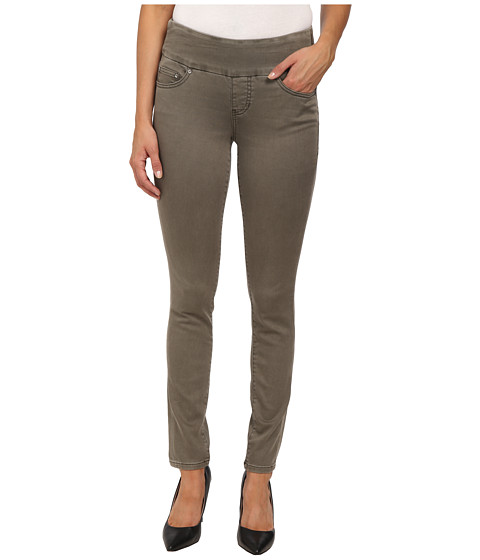 Imbracaminte Femei Jag Jeans Nora Pull-On Skinny Knit Denim in River Rock River Rock
