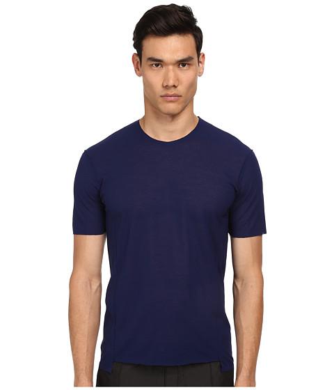 Imbracaminte Barbati Costume National Round Neck T-Shirt CobaltCobaltAcademy