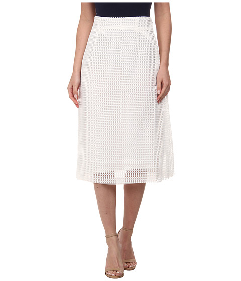 Imbracaminte Femei French Connection Space Lace Skirt Summer White