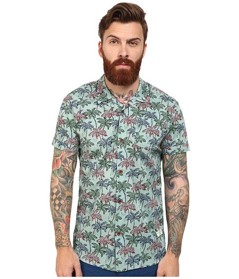 Imbracaminte Barbati Scotch Soda Short Sleeve Hawaii Print Shirt Multi