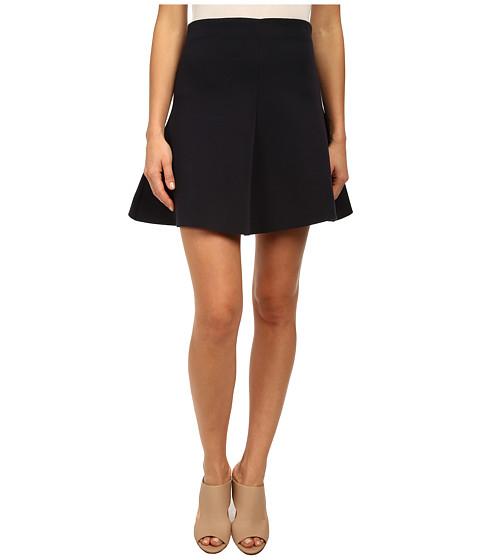 Imbracaminte Femei Red Valentino Scuba Jersey Skirt Dark Blue