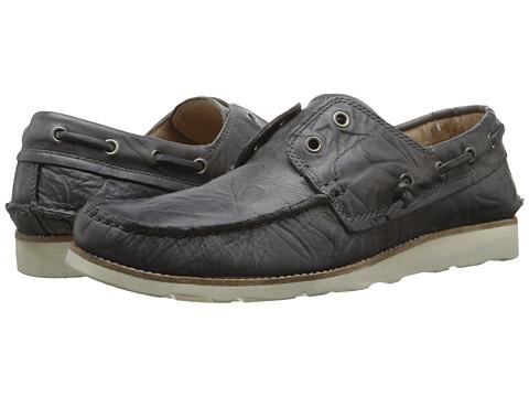 Incaltaminte Barbati John Varvatos Lugger Boat Shoe Lead