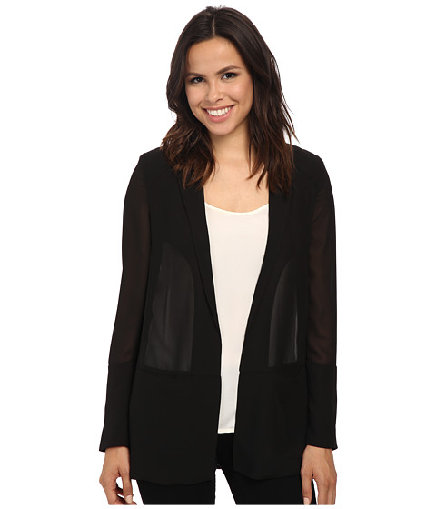 Imbracaminte Femei French Connection Shimmer Spell Blazer Black