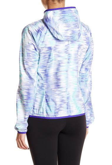 Imbracaminte Femei New Balance Windbreaker Jacket SPECTRAL TECH PRINT