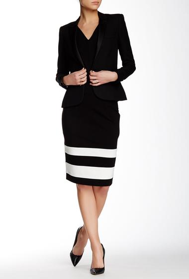 Imbracaminte Femei Amanda Chelsea Colorblock Skirt BLACK