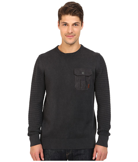 Imbracaminte Barbati Billabong Flight Sweater Black