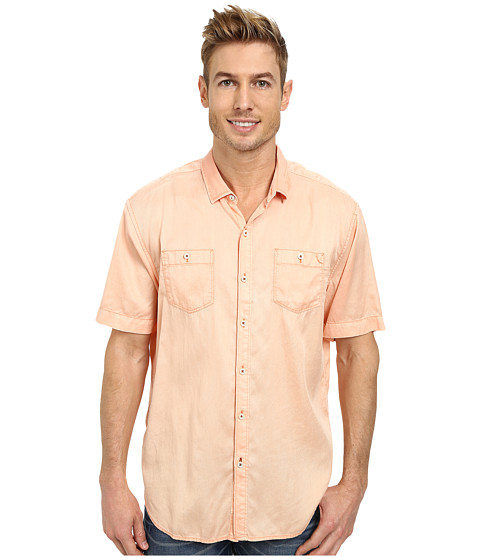 Imbracaminte Barbati Tommy Bahama New Twilly Junior SS Peach Ice