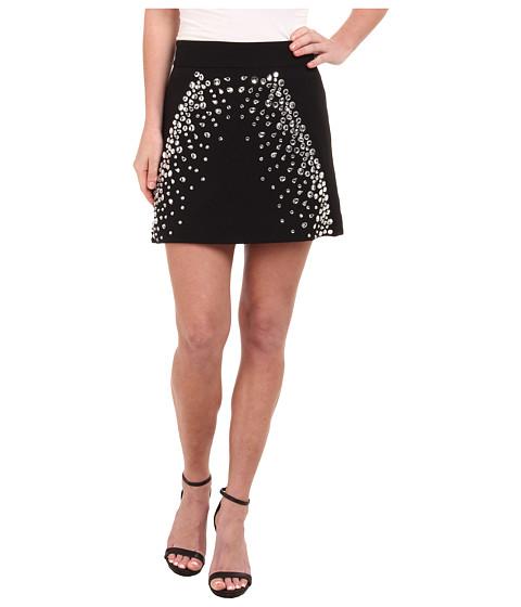 Imbracaminte Femei Michael Kors Degrade Skirt Black