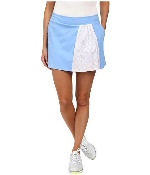 Imbracaminte Femei adidas Golf Tour Accordian Skort Bahia Light Blue