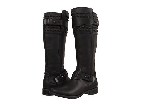Incaltaminte Femei UGG Dayle Stud Black Leather