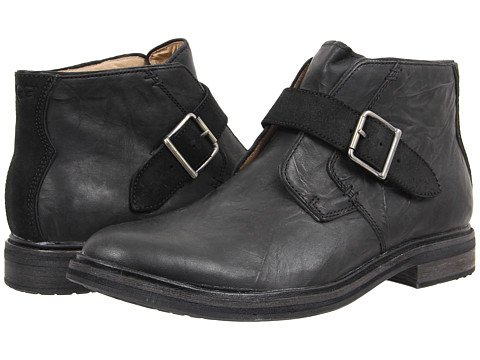 Incaltaminte Barbati UGG Graham Black Leather