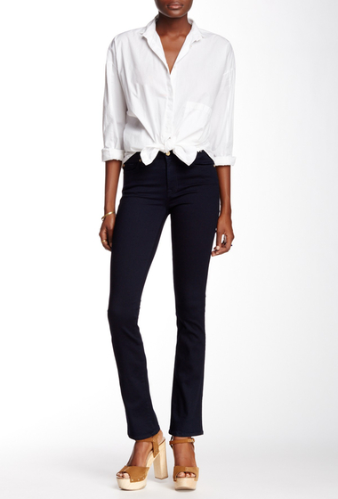 Imbracaminte Femei 7 For All Mankind Slim Illusion Kimmie Straight Leg Jean SLIM ILLUSION LUXE RINSE