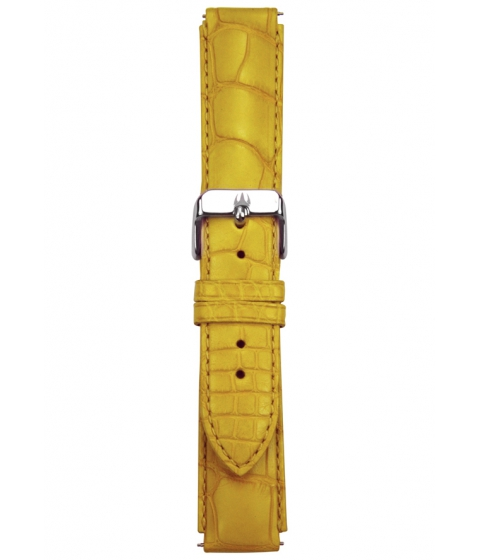Ceasuri Femei Technomarine 17MM Mustard Alligator - 1149MUS