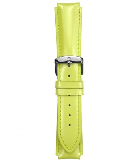 Ceasuri Femei Technomarine 17MM Shiny Lime Green Leather - 1026