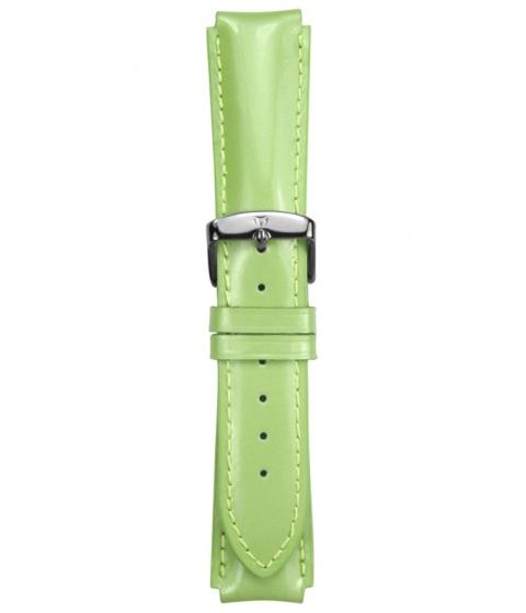 Ceasuri Femei Technomarine 17MM Shiny Pale Green Leather - 1024