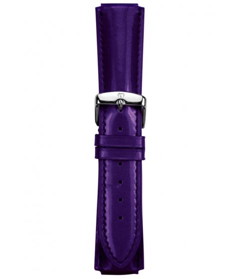 Ceasuri Femei Technomarine 17MM Metallic Dark Purple Leather - 1016