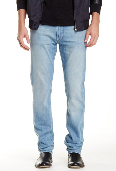 Imbracaminte Barbati DL1961 Russell Slim Straight Leg Jean Magellan