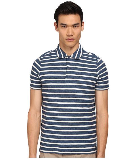 Imbracaminte Barbati Jack Spade Beale Stripe Polo Blue Stripe