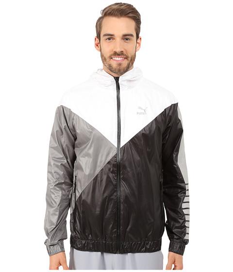 Imbracaminte Barbati PUMA Wind Jacket White